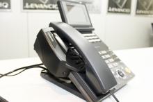 GN1000RHLとビジネスフォン