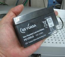 ビジネスフォン主装置用小型内部バッテリー