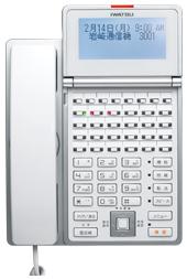 ビジネスフォン多機能電話機IX-24KTイメージ