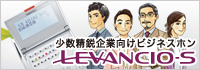 少数精鋭企業向けビジネスホン・レバンシオ-S(LEVANSIO-S)