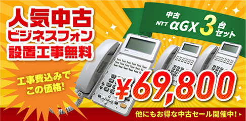 IWATSU BUSINESS PHONE CAMPAIGN
